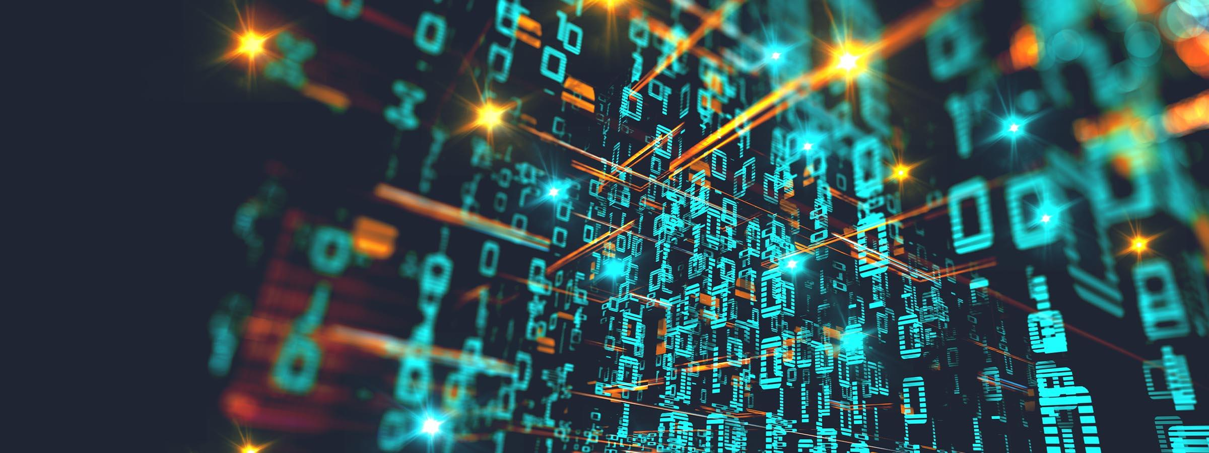 sequential digital data