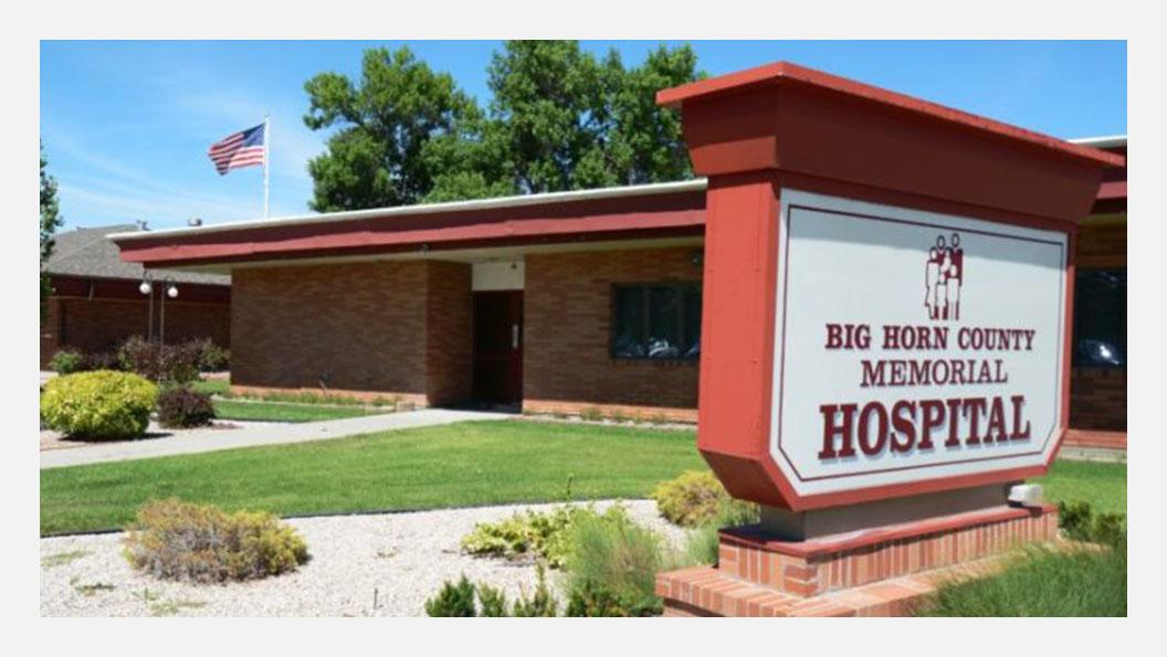 Big Horn Memorial Hospital.