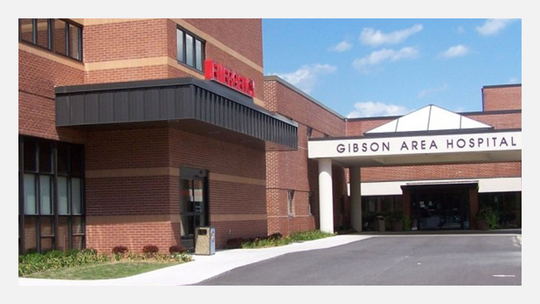 Gibson Hospital.