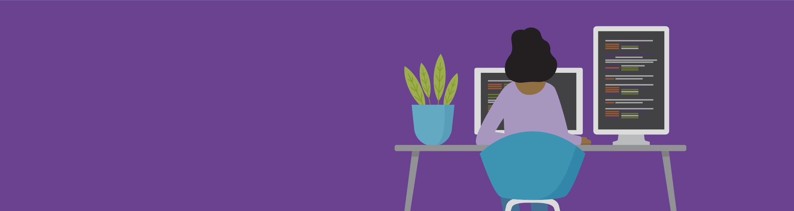 Developer Portal Purple Hero