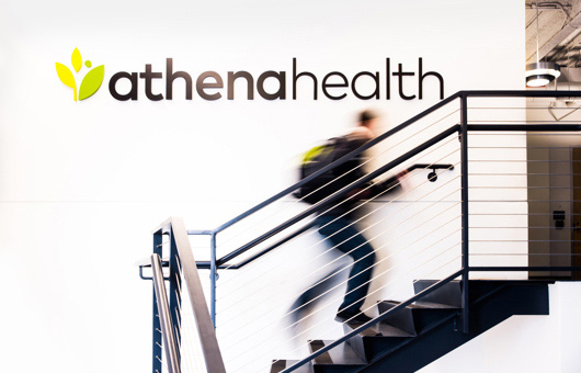 Male_Running-up-Stairs_athena-Sign_DGT