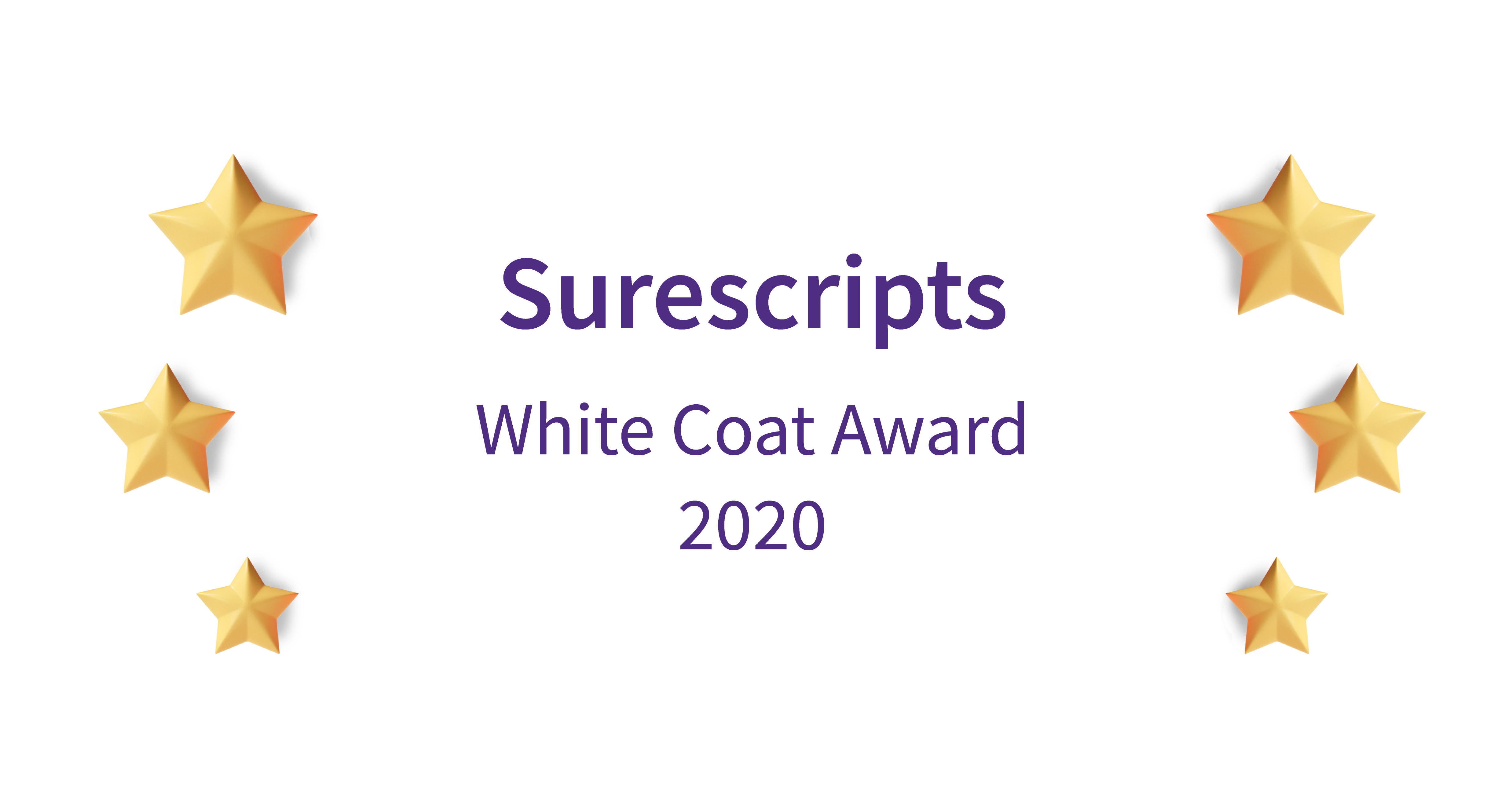 Surescripts 2020 Award